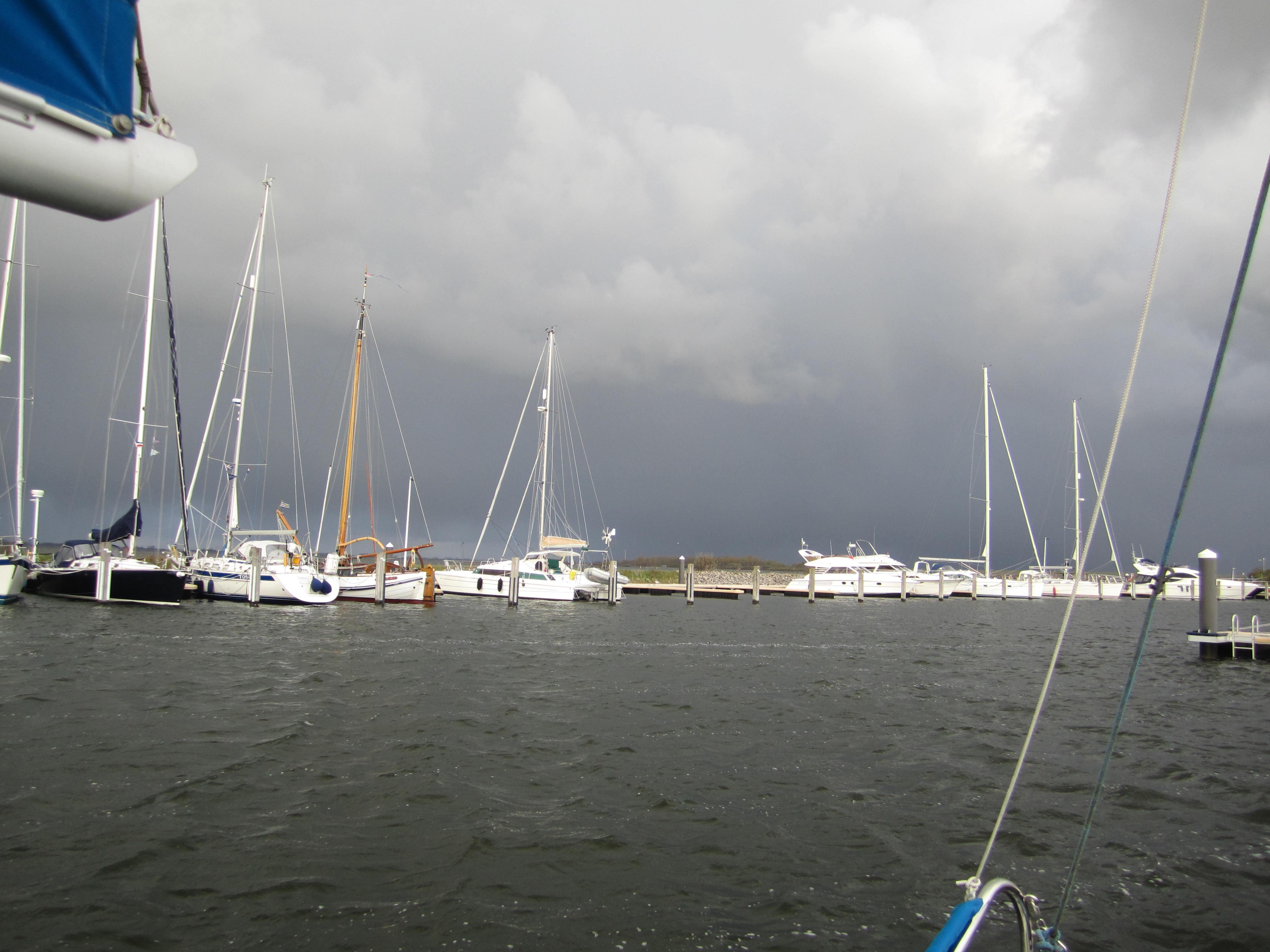weersvoorspelling brouwershaven